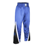 Bytomic Kids Team Kickboxing Pant Blue