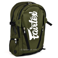 Fairtex BAG8 Compact Rucksack Jungle