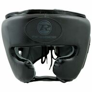 Ringside Pro Fitness Head Guard Black/Black