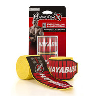 Hayabusa Perfect Stretch 3 Handwraps Yellow