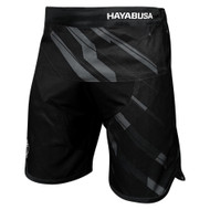 Hayabusa Metaru Charged Fight Shorts Black