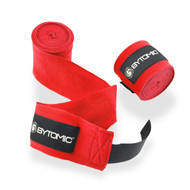 Bytomic 9ft Mexican Hand Wraps Red