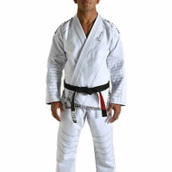 Gr1ps Athletics Armadura BJJ Gi White