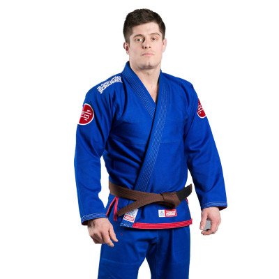 Scramble The Athlete 3 BJJ Gi