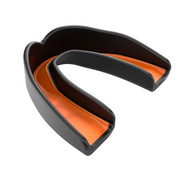 Shock Doctor Multi Sport Mouthguard Adult Black/Orange