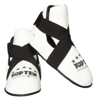 Top Ten Superfight 3000 Leather Kick White