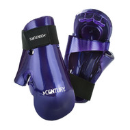 Century Sparring Gloves Purple