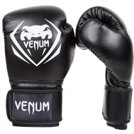 Venum Contender Mens Boxing Gloves Black