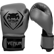 Venum Contender Mens Boxing Gloves Grey