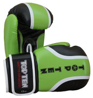 Top Ten Ralley Boxing Gloves Green