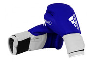 Adidas Hybrid 100 Boxing Gloves Blue/White