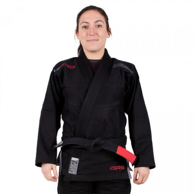 Tatami Fightwear Comp SRS Lightweight Ladies BJJ Gi Black