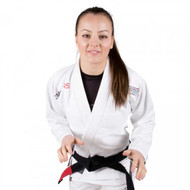 Tatami Fightwear Comp SRS Lightweight Ladies BJJ Gi White