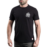 Scramble Inner City T-Shirt Black
