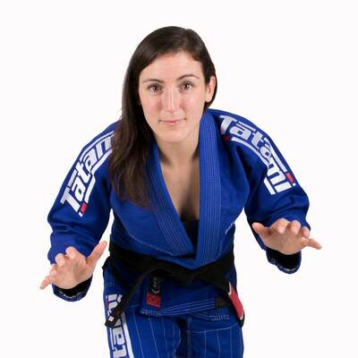 Tatami Fightwear Estilo 6.0 Ladies BJJ Gi Blue/White