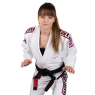 Tatami Fightwear Estilo 6.0 Ladies BJJ Gi White/Pink