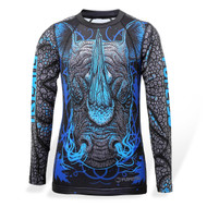 Fumetsu Kids Rampage Rash Guard