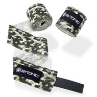 Bytomic Stretch Hand Wraps 4ft City Camo