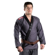 Scramble Toshi Bjj Gi Grey/Black