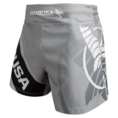 Hayabusa Kickboxing Shorts 2.0 Grey