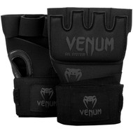 Venum Kontact Gel Wrap Gloves Black/Black
