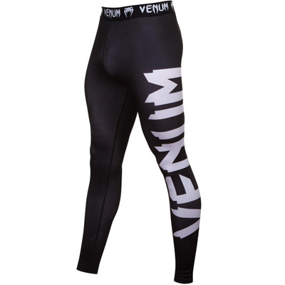 Venum Giant Spats Black/Grey