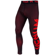 Venum Giant Spats Black/Red