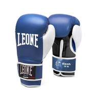 Leone 1947 Flash Boxing Gloves Blue