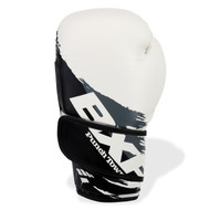 PunchTown BXR MK3 Boxing Gloves White/Black