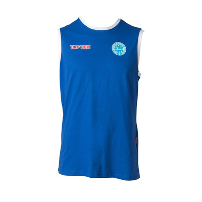 Top Ten WAKO Sleeveless T-Shirt Blue