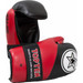 Top Ten 3 Tone Star Fight Pointfighter Gloves Black/Red/White