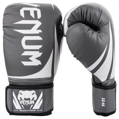 Venum Challenger 2.0 Boxing Gloves Grey/White