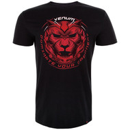 Venum Bloody Roar T-Shirt Black/Red