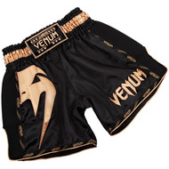 Venum Giant Muay Thai Shorts Black/Gold