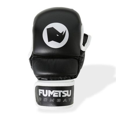 Fumetsu Combat Hybrid Leather MMA Gloves Kids