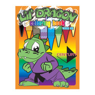 Century Lil Dragon Colouring Book