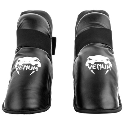 Venum Challenger Foot Guard Black/White
