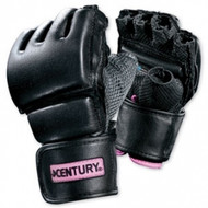 Century Womans Leather Wrap Bag Gloves