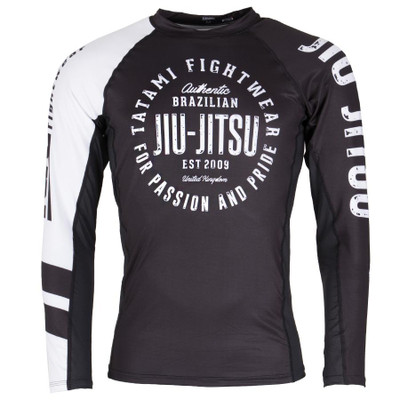 Tatami Fightwear Pride & Passion Long Sleeve Rash Guard