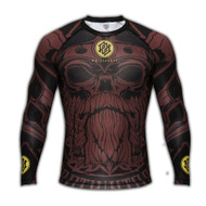 Pride Or Die Brotherhood Long Sleeve Rash Guard