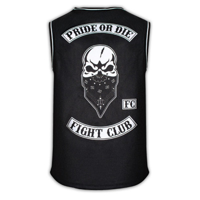 Pride Or Die Fight Club V2 Sleeveless T-Shirt