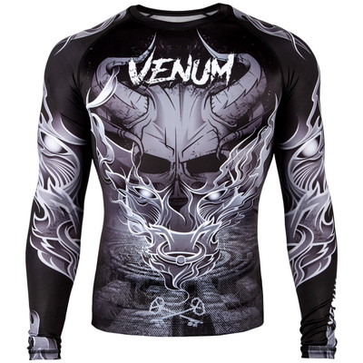 Venum Minotaurus Long Sleeve Rash Guard