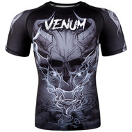 Venum Minotaurus Short Sleeve Rash Guard