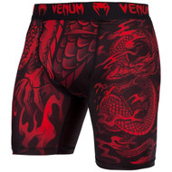 Venum Dragon's Flight Compression Shorts Black/Red