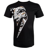 Venum Giant X Dragon T-Shirt Black/White