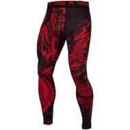 Venum Dragon's Flight Spats Black/Red