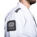 Scramble x 100 Athletic BJJ Gi White