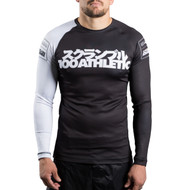 Scramble x 100 Athletic Long Sleeve Rash Guard