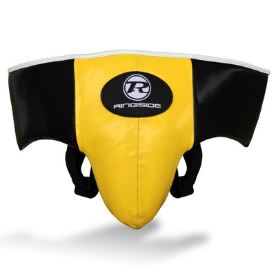 Ringside Pro Fitness Groin Guard Yellow/Black