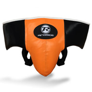 Ringside Pro Fitness Groin Guard Orange/Black